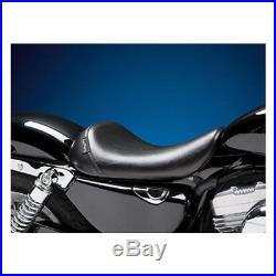 Sella Le Pera In Pelle Bare Bones Harley Davidson Sporster XL 883 04 06 / 10 16