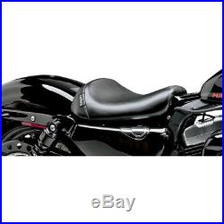 Sella Le Pera In Pelle Bare Bones Harley Davidson Sporster Xl1200 X 10 17
