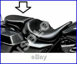 Sella Passeggero Seats Le Pera Bare Bones Solo Seat Harley Davidson Flht/fl