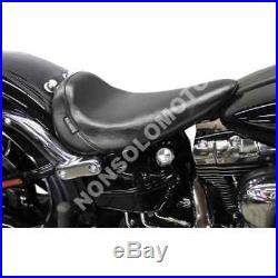 Sella Pilota Seats Le Pera Bare Bones Smooth solo seat Harley Davidson FXSB 1