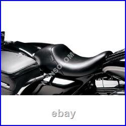 Sella Seats Le Pera Bare Bones Up Front Seat Black Harley Davidson Flhrsi 0207