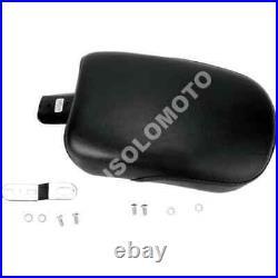Sella Seats Passeggero Le Pera Bare Bones Smooth pillion pad Harley D. FXD/FX