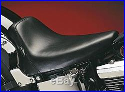 Selle Solo Harley Softail 2000-07 Le Pera Bare Bones