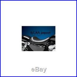 Selle solo Gel Le Pera Bare Bones Sporsters Harley Davidson de 04 à 06 et 10 à 1
